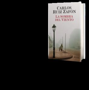 """Picture of the novel by Ruiz Zafón: """"La sombra del viento"""""""